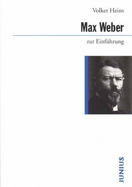 Max Weber zur Einführung